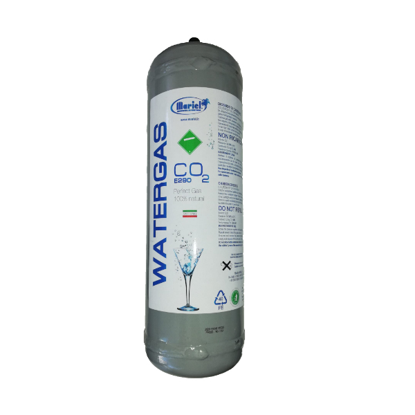 Bombola Co2 Usa e Getta 1300gr Watergas
